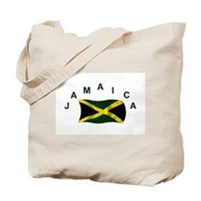 Jamaican Flag Tote Bag