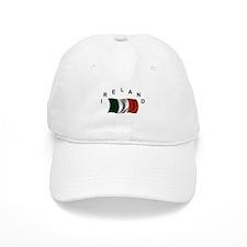 Irish Flag Baseball Cap