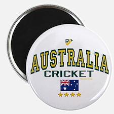 "AUS Australia Cricket 2.25"" Magnet (10 pack)"