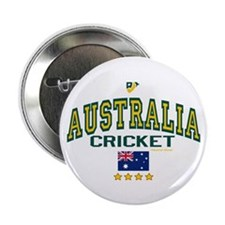 "AUS Australia Cricket 2.25"" Button"
