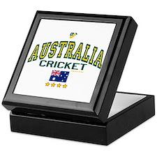 AUS Australia Cricket Keepsake Box