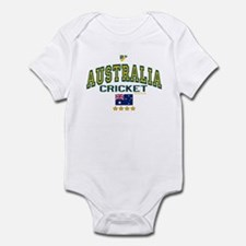 AUS Australia Cricket Infant Bodysuit