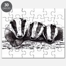 Badgers Puzzle