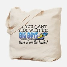 Leave It On The Trailer! Tote Bag