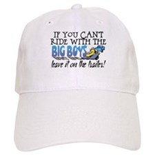 Leave It On The Trailer! Baseball Cap