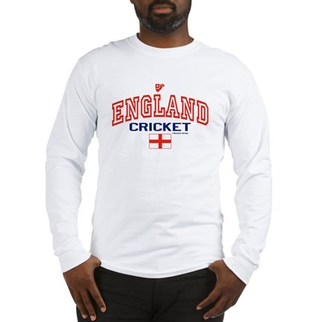 ENG England Cricket Long Sleeve T-Shirt