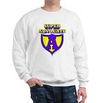 Super Advocate Logo Sweatshirt