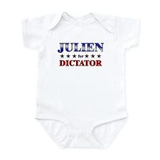 JULIEN for dictator Infant Bodysuit