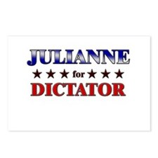 JULIANNE for dictator Postcards (Package of 8)