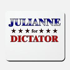 JULIANNE for dictator Mousepad