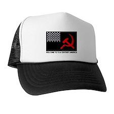 Stars, Hammer and Sickle Trucker Hat