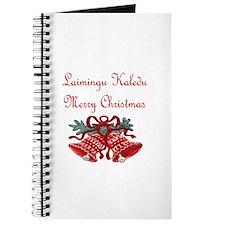 Lithuanian Christmas Journal