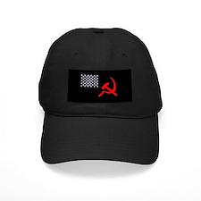 Stars, Hammer and Sickle Baseball Hat