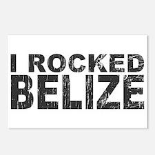 I Rocked Belize Postcards (Package of 8)