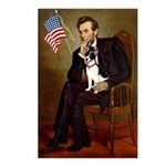 Lincoln / Rat Terreier Postcards (Package of 8)