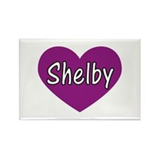 Shelby Rectangle Magnet