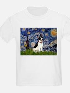 Starry / Rat Terreier T-Shirt