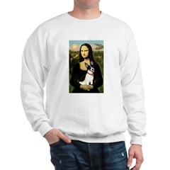 Mona / Rat Terrier Sweatshirt