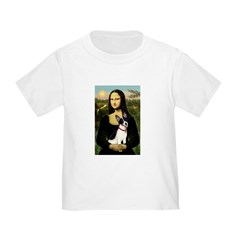 Mona / Rat Terrier Toddler T-Shirt
