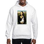 Mona / Rat Terrier Hooded Sweatshirt