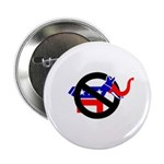 REPUBLICAN-LITE DEMOCRATS Button