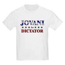 JOVANI for dictator T-Shirt