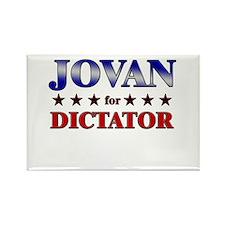 JOVAN for dictator Rectangle Magnet (10 pack)
