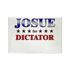 JOSUE for dictator Rectangle Magnet