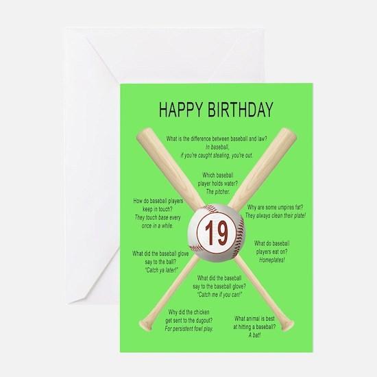 Funny 19Th Birthday Funny 19th Birthday Greeting Cards – Funny 19th Birthday Cards