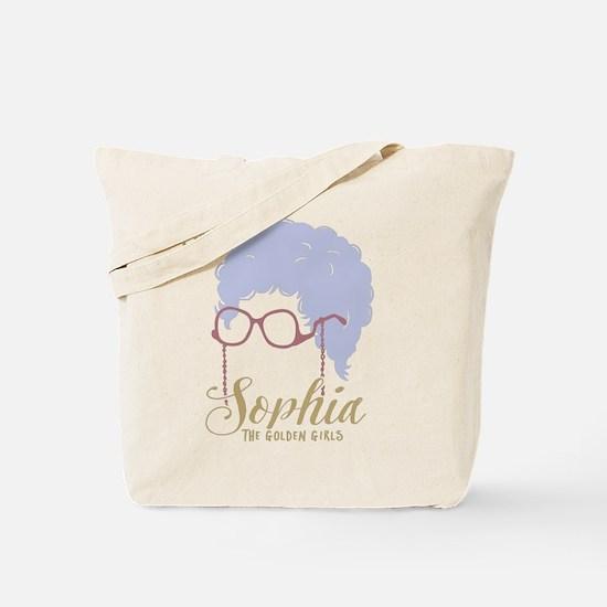 I'm A Sophia Golden Girls Tote Bag