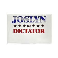 JOSLYN for dictator Rectangle Magnet