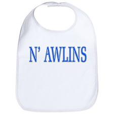 N'Awlins Street Tiles Bib