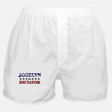 JOSELYN for dictator Boxer Shorts