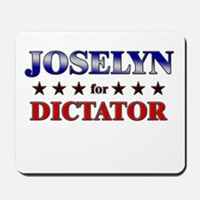 JOSELYN for dictator Mousepad