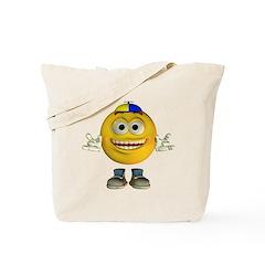 ASL Boy Tote Bag