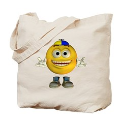 ASL Boy Tote Bag