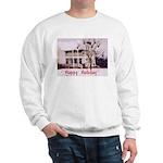 Mandolin and Happy Holidays Sweatshirt