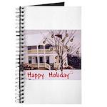 Mandolin and Happy Holidays Journal