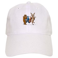 Anti-Hunting Wild Animal Revenge Baseball Cap