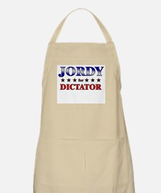 JORDY for dictator BBQ Apron