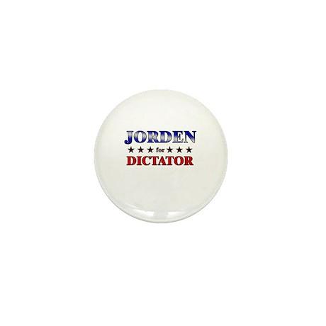 JORDEN for dictator Mini Button