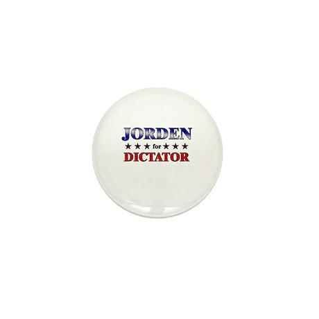 JORDEN for dictator Mini Button (10 pack)