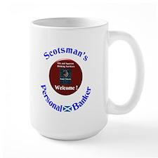 Scotland's Super Saver. Mug