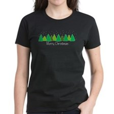 Merry Christmas (Christmas Trees) Tee