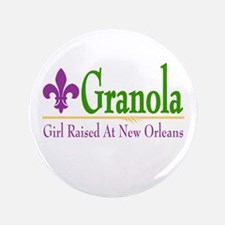 """New Orleans 3.5"""" Button"""