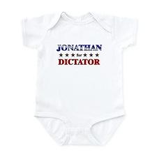 JONATHAN for dictator Infant Bodysuit