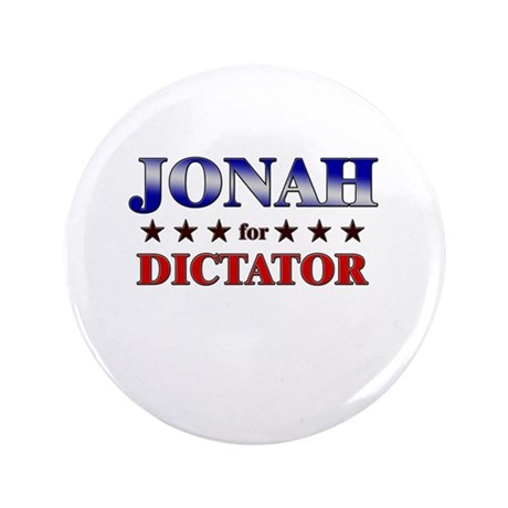 """JONAH for dictator 3.5"""" Button"""