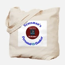 Scotland's Super Saver. Tote Bag
