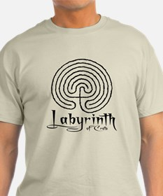 Labyrinth of Crete T-Shirt