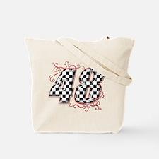 RaceFashion.com 70 Tote Bag